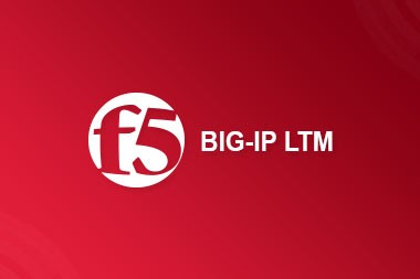 Formation F5 Configuring BIG-IP : Local Traffic Manager (LTM)