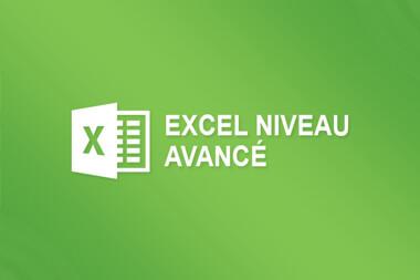 Formation Excel Niveau Avancé