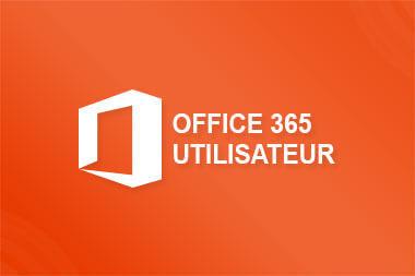 Office 365 - Utilisateur