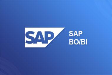 SAP BO/BI